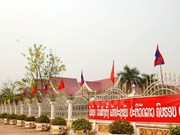 Exhibition marks Lao Party's 60th founding anniversary
