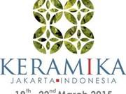 Biggest Southeast Asian ceramic fair held in Indonesia