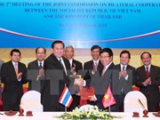 Vietnam, Thailand eye 15 billion USD in trade by 2020
