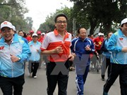 Olympic Run Day launched nationwide