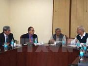 VFF President meets Indian communist parties' leaders