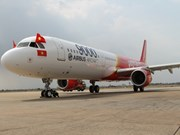 Vietjet Air receives first Airbus' A321
