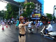 Hanoi to block streets for IPU-132
