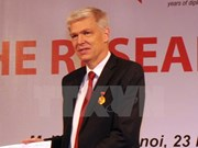 Danish Ambassador: IPU-132 great chance for Hanoi to showcase charm