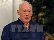 Lee Kuan Yew sets firm foundation for VN-Singapore ties