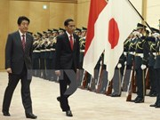 Japan, Indonesia to boost economic, defence ties