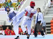 Regional taekwondo champs attracts biggest ever athlete number