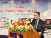 Vietnam News Agency releases five new products