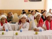 Experts discuss response to religious clashes