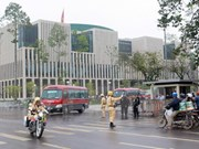 Parliamentary delegations begin arriving in Hanoi for IPU-132