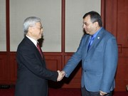 Party General Secretary receives IPU President