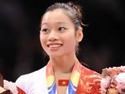 Gymnast Phan Thi Ha Thanh wins silver