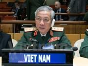 Vietnam attends UN peacekeeping conference