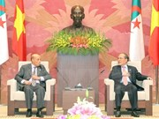 NA chairman Hung seeks deepened cooperation with Algeria