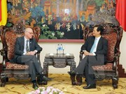Deutsche Welle highlights Vietnam, Germany cooperation