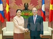 Vietnam prioritises relations with Laos: Chairman