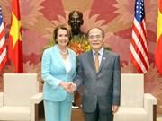 Vietnam, US look for strategic partnership