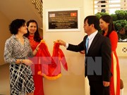US-funded disaster response centre inaugurated in Quang Ngai