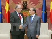 NA Chairman meets European Parliament Vice President