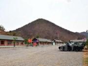 Vietnam builds barracks for Cambodia