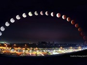 Total lunar eclipse to occur on April 4 evening