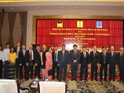 Vietnamese, Myanmar companies sign oil and gas contract