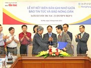 VNA intensifies information supply for Vietnamese in RoK