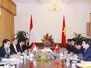 Vietnam, Indonesia determined to raise trade to 10 billion USD