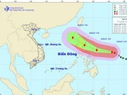 Coastal localities asked to brace for approaching typhoon
