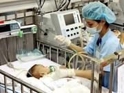 Australia gives child healthcare equipment to Khanh Hoa Hospital