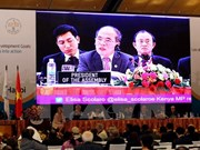 Hanoi Declaration is a legacy, says IPU President
