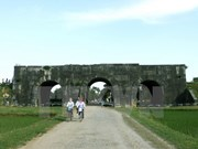 Ho Dynasty Citadel – World cultural heritage