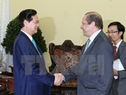 Algerian ambassador considers economic ties a priority mission