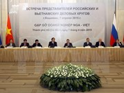 Russian PM advocates advancing bilateral ties