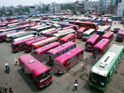 More buses, coaches deployed for upcoming long holiday