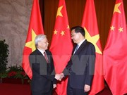 Vietnam, China issue joint communiqué