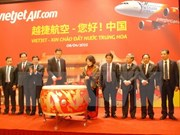 VietJet Air unveils routes to Chinese cities