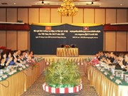 Lao leader hails Vietnam labour and social welfare cooperation