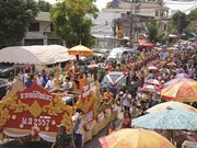 Lao people look forward to New Year celebrations