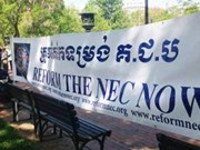 Cambodian parliament approves new National Election Committee