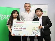 Da Nang students honoured for eco-friendly inventions