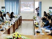 RoK supports online training for Vietnam universities