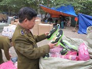 Vietnam, React cooperate in combating counterfeit products