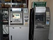 Four Peruvians arrested for ATM theft