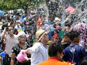 Poll: Thailand's 2015 Songkran livelier than last year