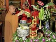 Greetings to Khmer ethnics ahead of traditional New Year