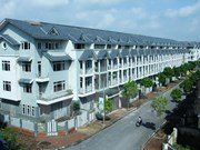 Supply of villas, attached houses abundant