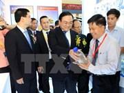 Vietnam Expo 2015 opens in Hanoi