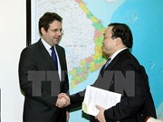 Deputy PM urges Vietnam – France trade ties