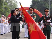 State leader attends Army Officer School traditional day